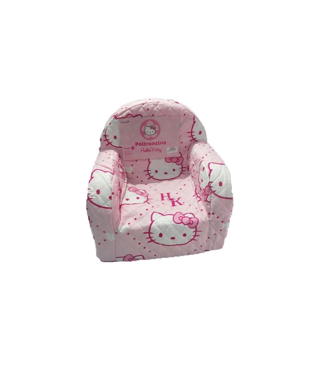 Poltroncina Hello Kitty