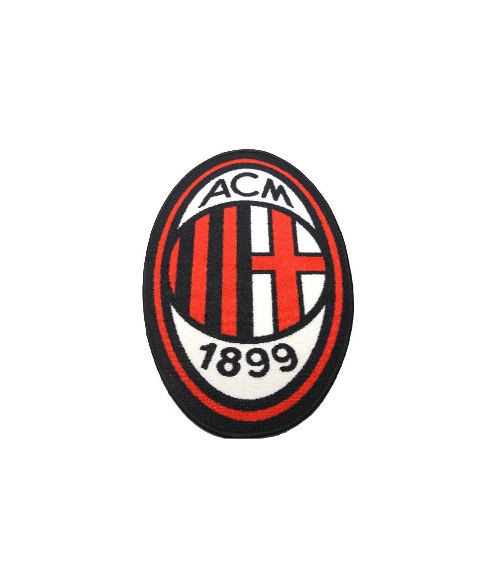 Tappeto A.C Milan ovale...