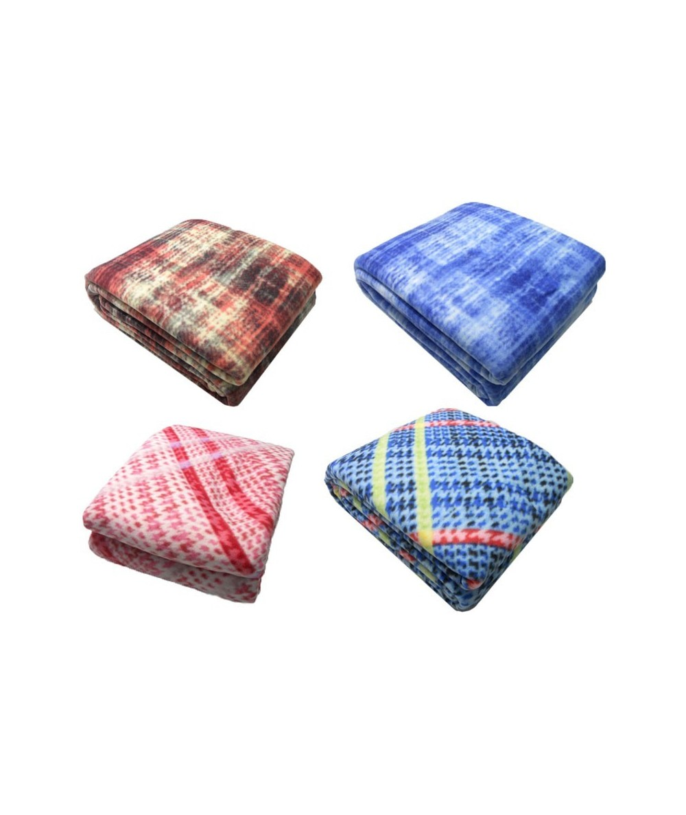 Coperta Plaid morbido pile...