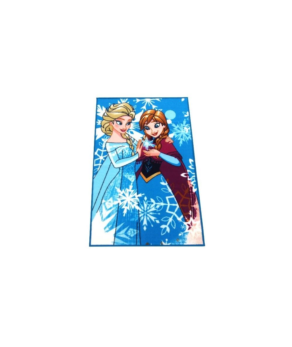 Tappeto FROZEN Elsa e Anna...