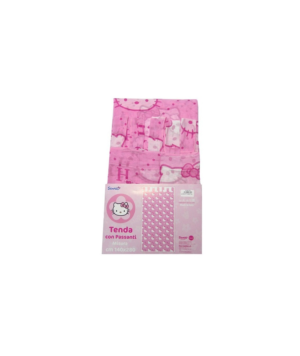 Tenda velata Hello kitty...